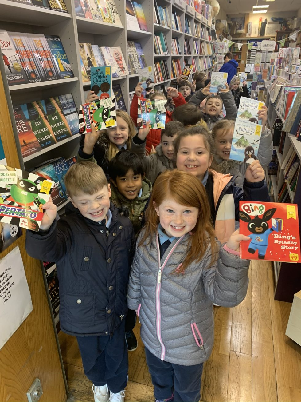 World Book Day – Room 13