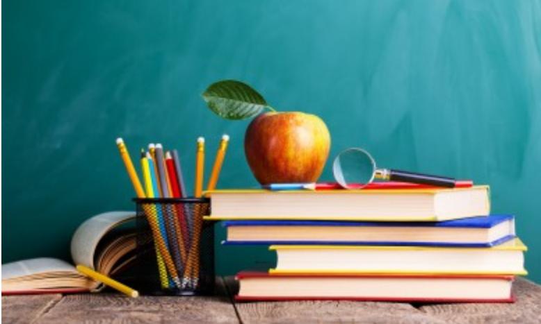 Calendar & Book Lists 2020/2021